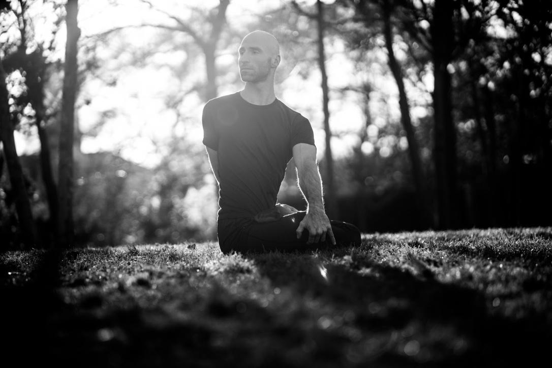 Brian Twist in a Park